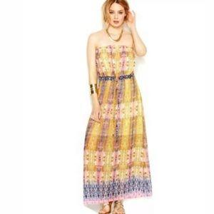 MAKE AN OFFER‼️ Bar III Strapless Dress Size M